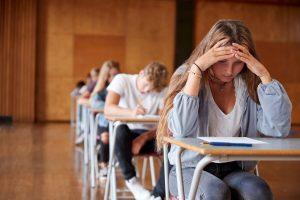 Sınav Kaygısı ve Sınava Hazırlık Süreci