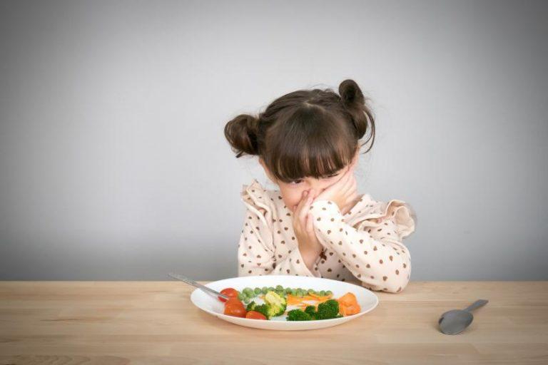 Çocuklarda Yeme Bozukluğu